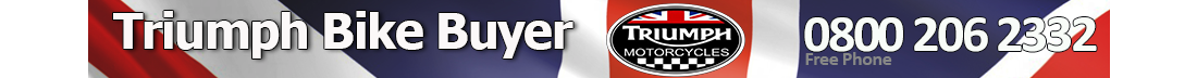Triumph Bike Buyer - Home Page